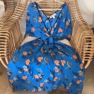 DVF kimono Wrap Dress
